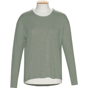 Alchemy Equipment 180GSM Relaxed LS Merino Top Dam Thyme Thyme