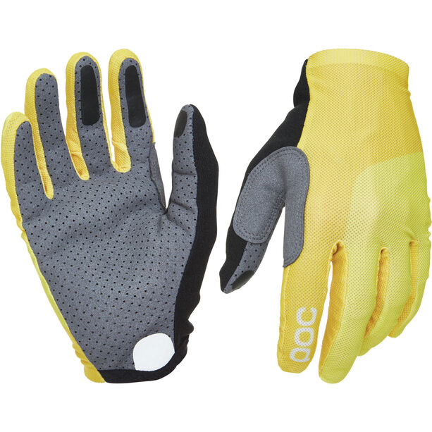 POC Essential Mesh Gloves sulphite yellow