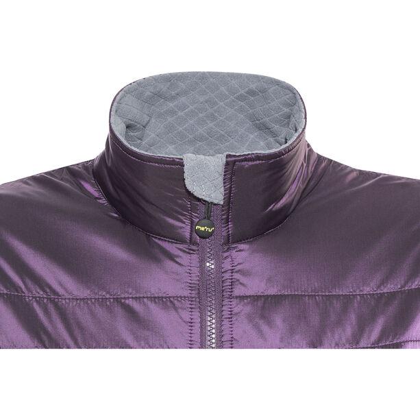 Meru Saskatoon Hybrid Jacket Dam deep purple