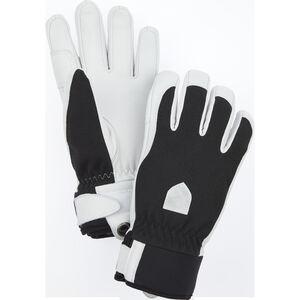 Hestra Army Leather Patrol 5-Finger Gloves Dam black black