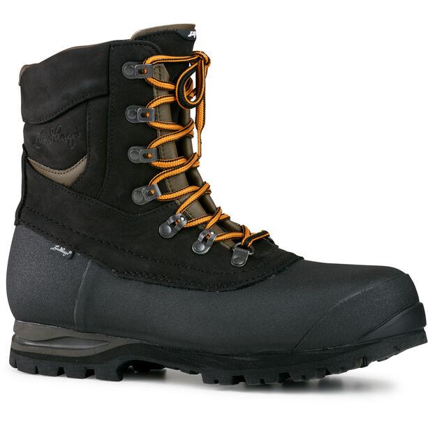 Lundhags Jaure II Mid Boots Herr black/tea green
