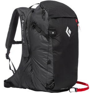 Black Diamond Jetforce Pro Avalanche Backpack 35l Black Black