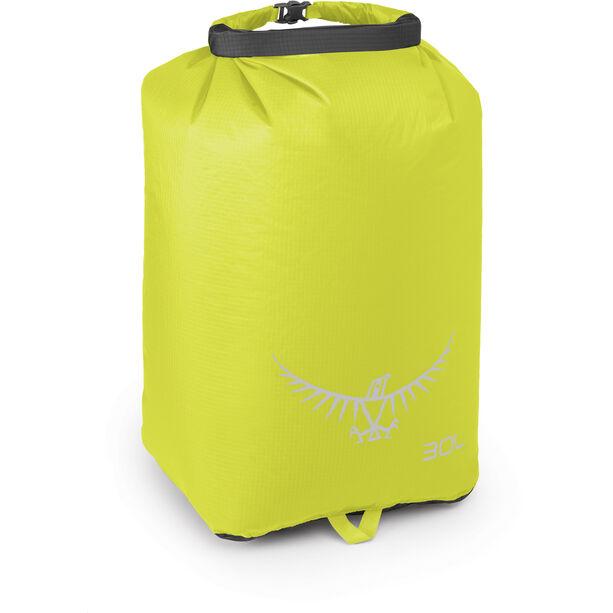 Osprey Ultralight Drysack 30 L electric lime