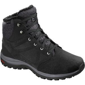 Salomon Ellipse Freeze CS WP Shoes Dam black/phantom/beach glass black/phantom/beach glass