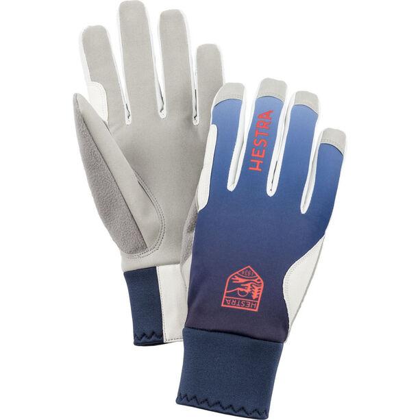 Hestra XC Race Fit 5 Finger Gloves navy