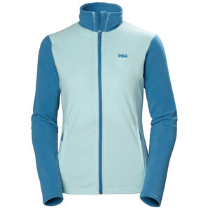 Helly Hansen Daybreaker Fleece Jacket Dam Blue Tint Blue Tint