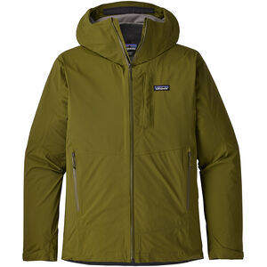 Patagonia Stretch Rainshadow Jacket Herr willow herb green willow herb green