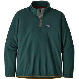 Patagonia Micro D Snap-T Pullover Herr Piki Green Piki Green