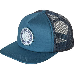 Helly Hansen Flatbrim Trucker Cap north sea blue north sea blue