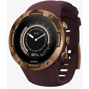 Suunto 5 GPS Sports Watch burgundy/copper burgundy/copper