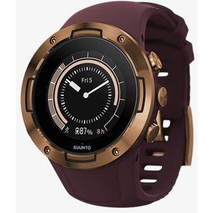 Suunto 5 GPS Sports Watch burgundy/copper burgundy/copper