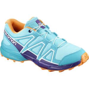 Salomon Speedcross Shoes Barn blue curacao/acai/bird of paradise blue curacao/acai/bird of paradise
