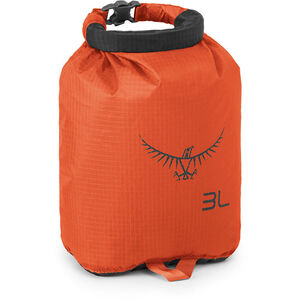 Osprey Ultralight DrySack 3 poppy orange poppy orange