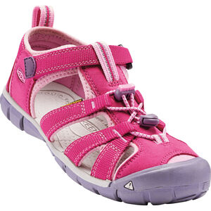 Keen Seacamp II CNX Sandals Barn very berry/lilac chiffon very berry/lilac chiffon