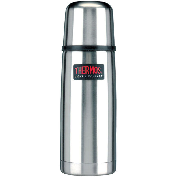Thermos Light & Compact Thermos 0,35 L brushed steel