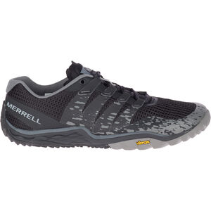 Merrell Trail Glove 5 Shoes Dam black black