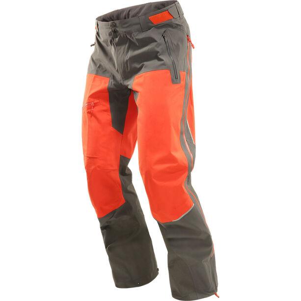 Haglöfs Roc Rescue Pants Herr habanero/magnetite