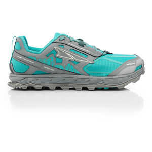 Altra Lone Peak 4 Running Shoes Dam teal/gray teal/gray