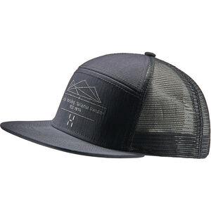 Haglöfs Trucker Cap true black/slate true black/slate