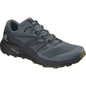 Salomon Sense Ride 2 Shoes Herr stormy weather ebony black stormy weather ebony black