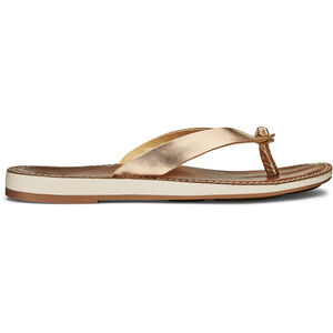 OluKai Nohie Sandals Dam tide blue/tan tide blue/tan