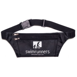 Swimrunners Waist Bag black black