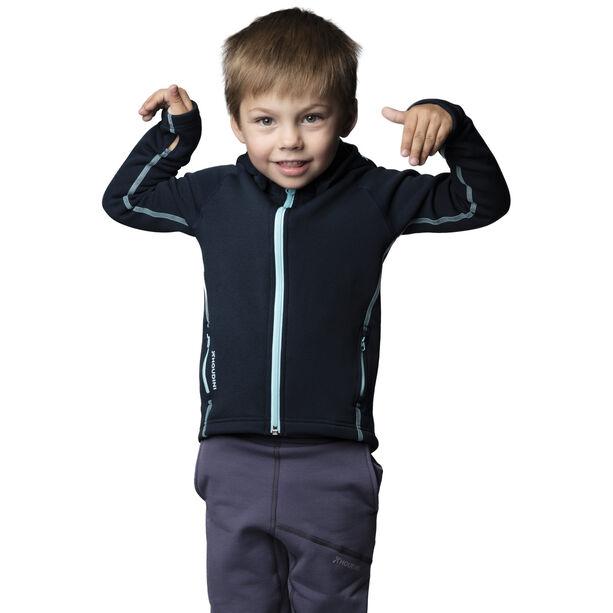 Houdini Power Houdi Jacket Barn blue illusion