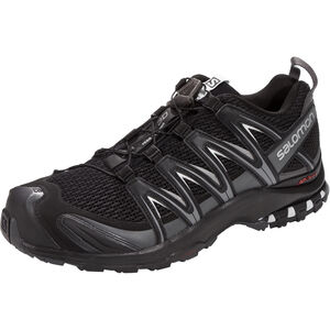 Salomon XA Pro 3D Shoes Herr black/magnet/quiet shade