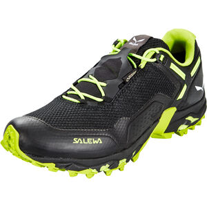 SALEWA Speed Beat GTX Shoes Herr black out/fluo yellow black out/fluo yellow