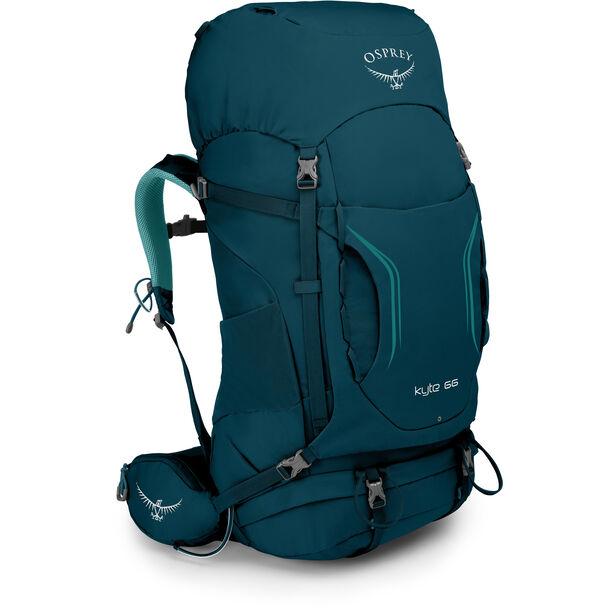 Osprey Kyte 66 Backpack Dam icelake green