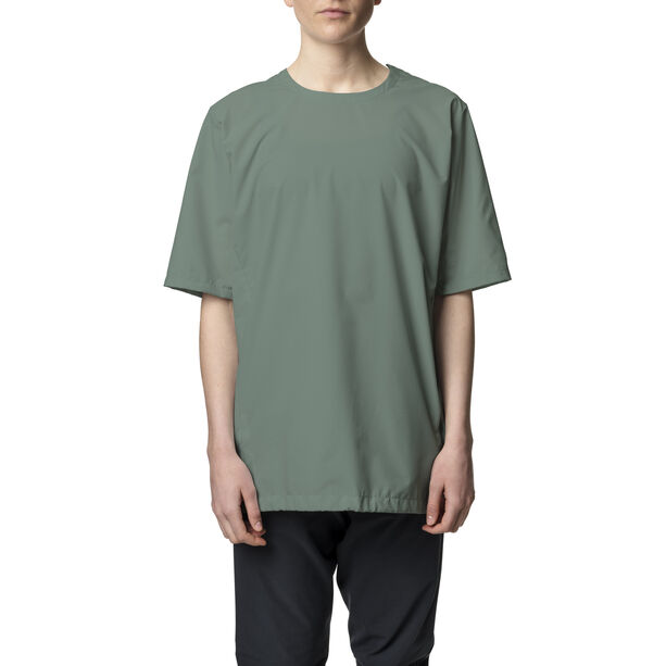 Houdini Wheatered Tee storm green