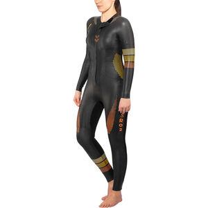 Colting Wetsuits Swimrun Wetsuit Dam black black