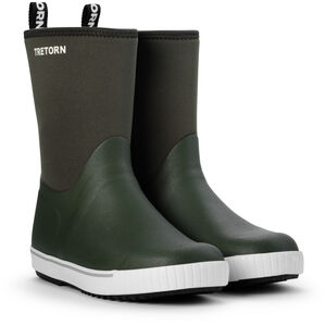 Tretorn Wings Neo Rubber Boots forest green forest green