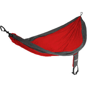 ENO SingleNest Hammock red/charcoal red/charcoal