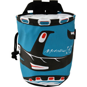 Metolius Pacific Northwest Competition Chalk Bag whale whale