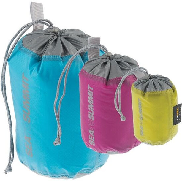 Sea to Summit Travelling Light Set - 0.3L/0.6L/2L