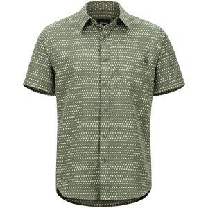 Marmot Lykken SS Shirt Herr crocodile angles crocodile angles