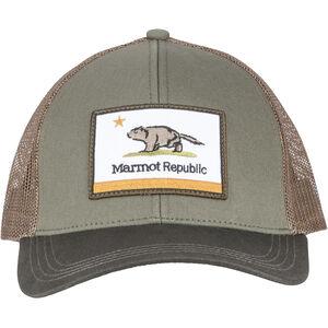 Marmot Republic Trucker crocodile/rosin green crocodile/rosin green