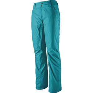 Patagonia Insulated Snowbelle Pants Dam curacao blue curacao blue