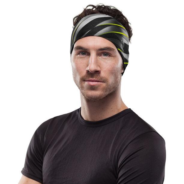 Buff Coolnet UV+ Headband focus grey