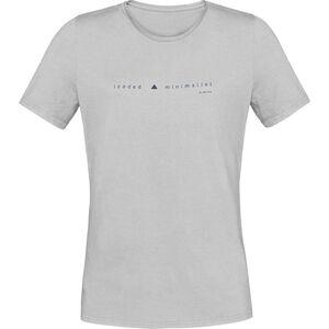 Norrøna /29 Cotton ID T-shirt Dam drizzle melange drizzle melange