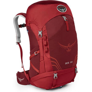Osprey Ace 38 Junior Barn paprika red paprika red
