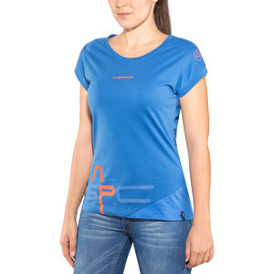 La Sportiva Shortener T-shirt Dam marine blue marine blue