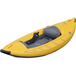 NRS STAR Viper Inflatable Kayak yellow yellow