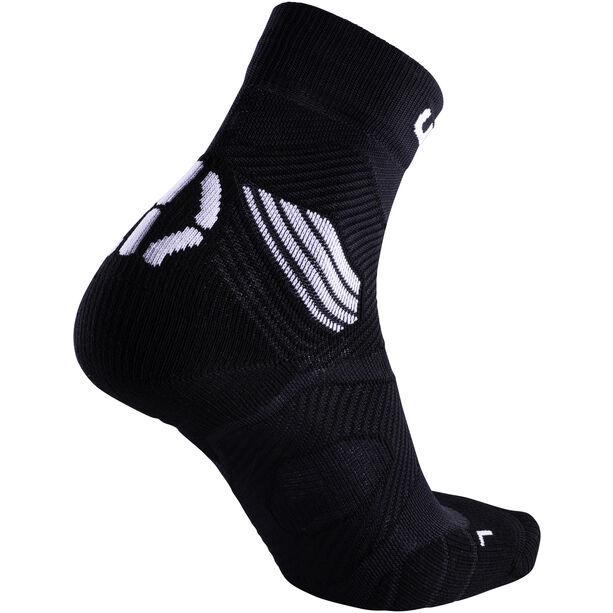 UYN Run Trail Challenge Socks Herr black/white