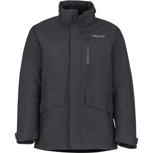 Marmot Yorktown Featherless Jacket Herr Black Black
