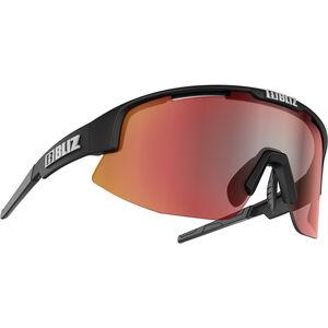 Bliz Matrix M10 Glasses black/brown with red multi black/brown with red multi