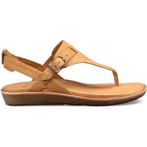 Teva Encanta Thong Sandals Dam tan tan