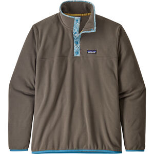Patagonia Micro D Snap-T Pullover Herr burnie brown burnie brown