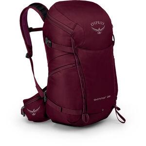 Osprey Skimmer 20 Backpack Dam plum red plum red
